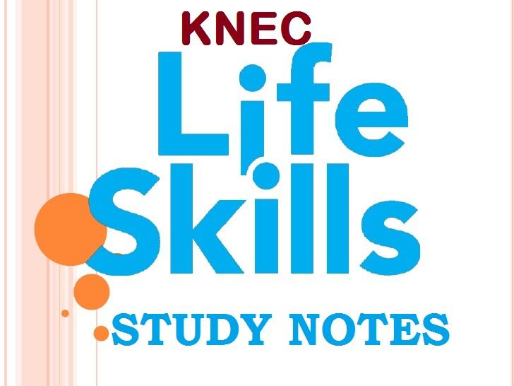 life-skill-notes-knec-Diploma