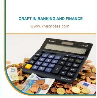 Certificate In Banking & Finance
